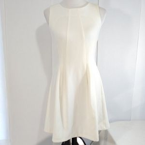 FOREVER 21 Sleeveless White Dress Size S